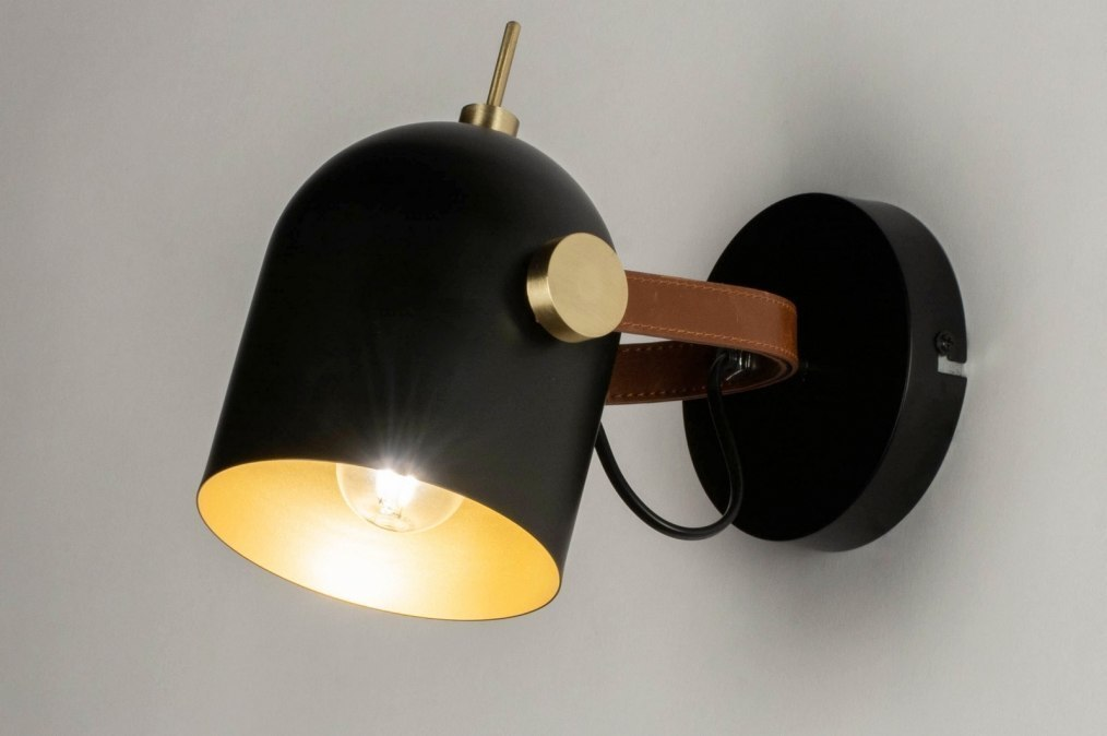 Wall lamp 72978: industrial look, modern, contemporary classical, metal #0