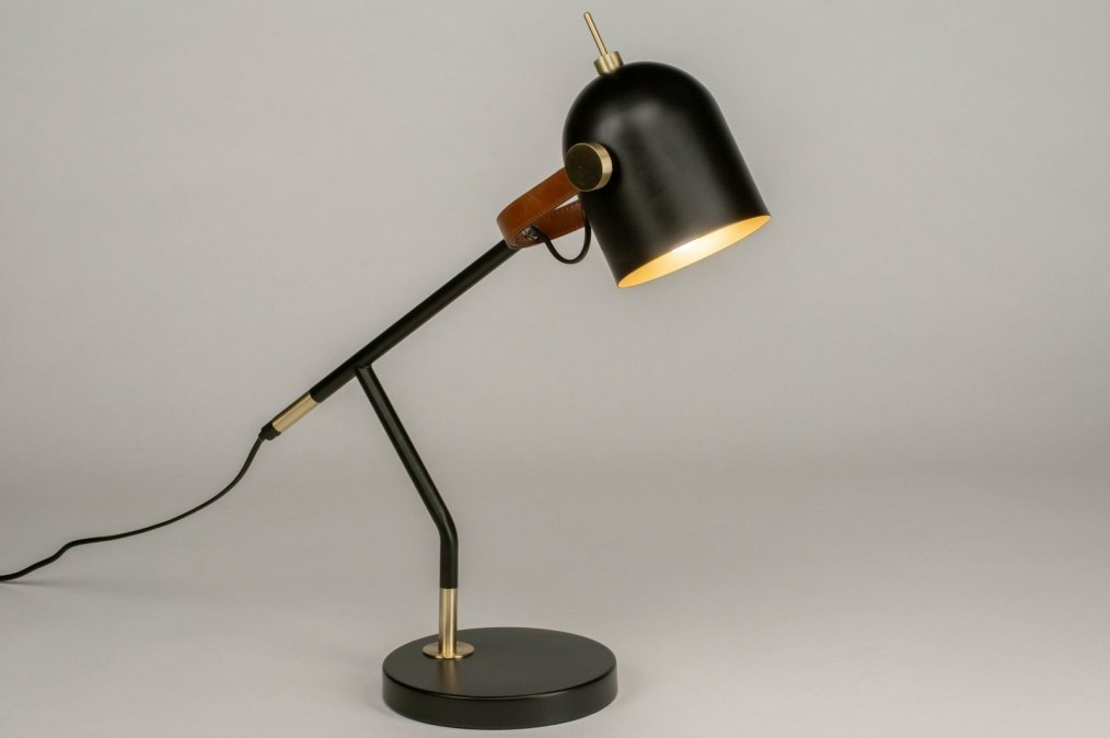 Table lamp 72979: industrial look, modern, contemporary classical, metal #0