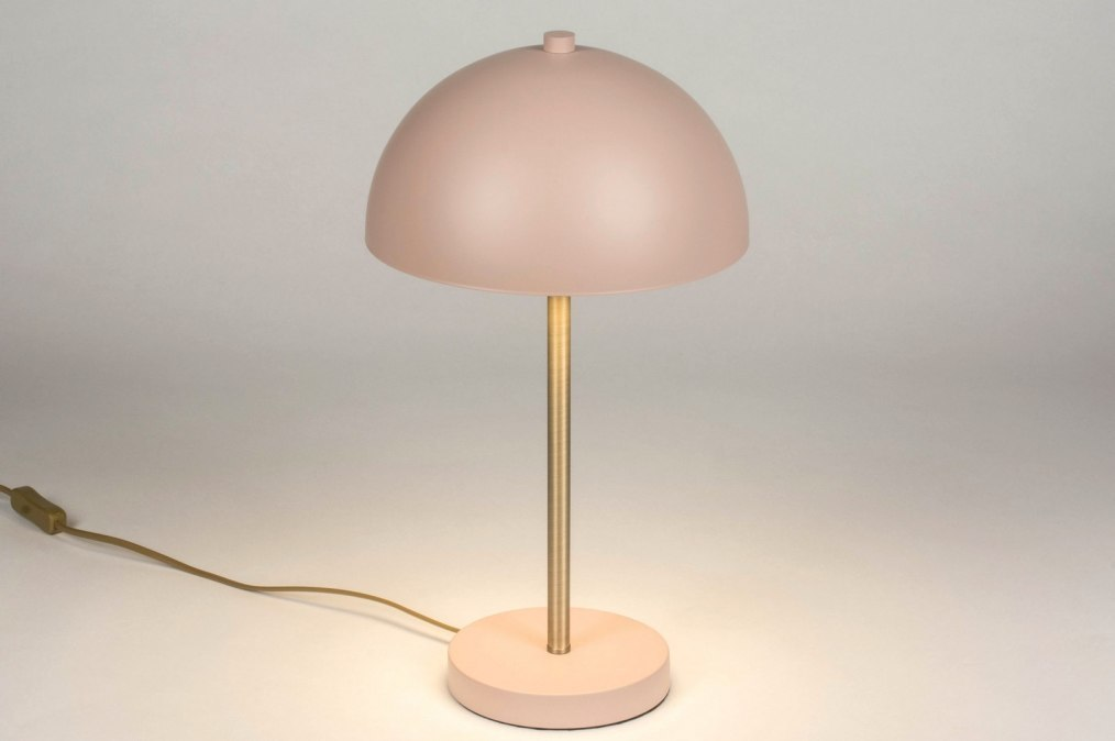 Table lamp 72982: modern, retro, contemporary classical, metal #0