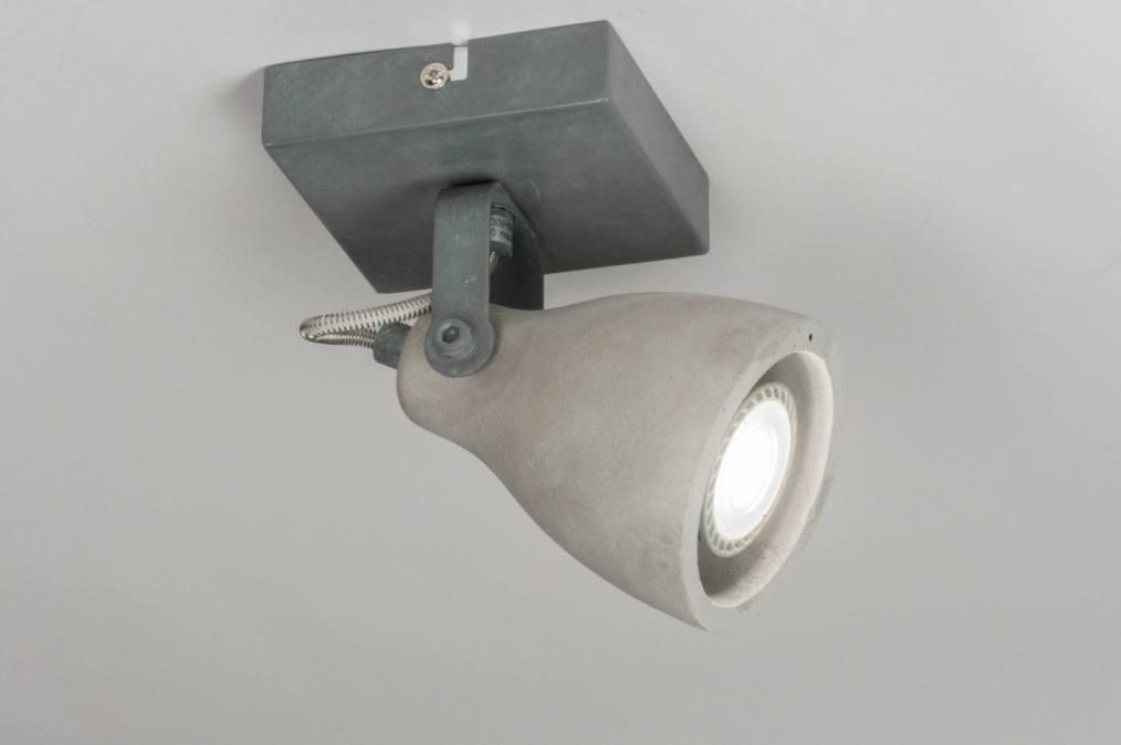 Voorkeur Plafondlamp 72983: Landelijk, Rustiek, Modern, Stoer EK97