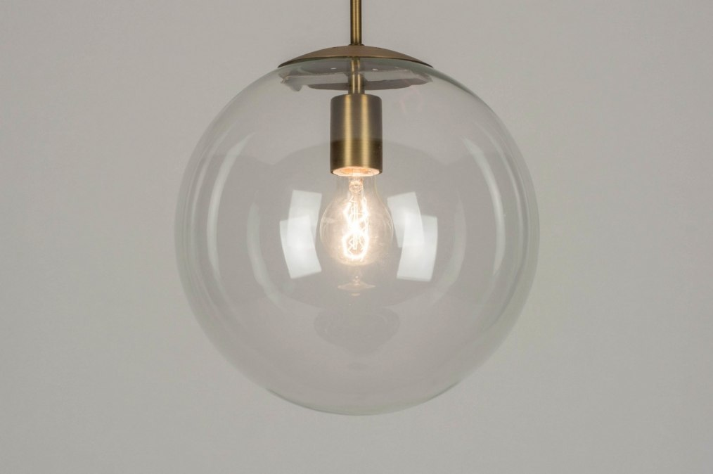 Hanglamp 73000: modern, retro, eigentijds klassiek, glas #0