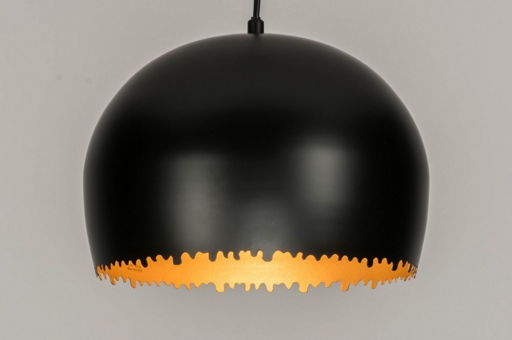 Pendant light 73012: sale, modern, metal, black #0