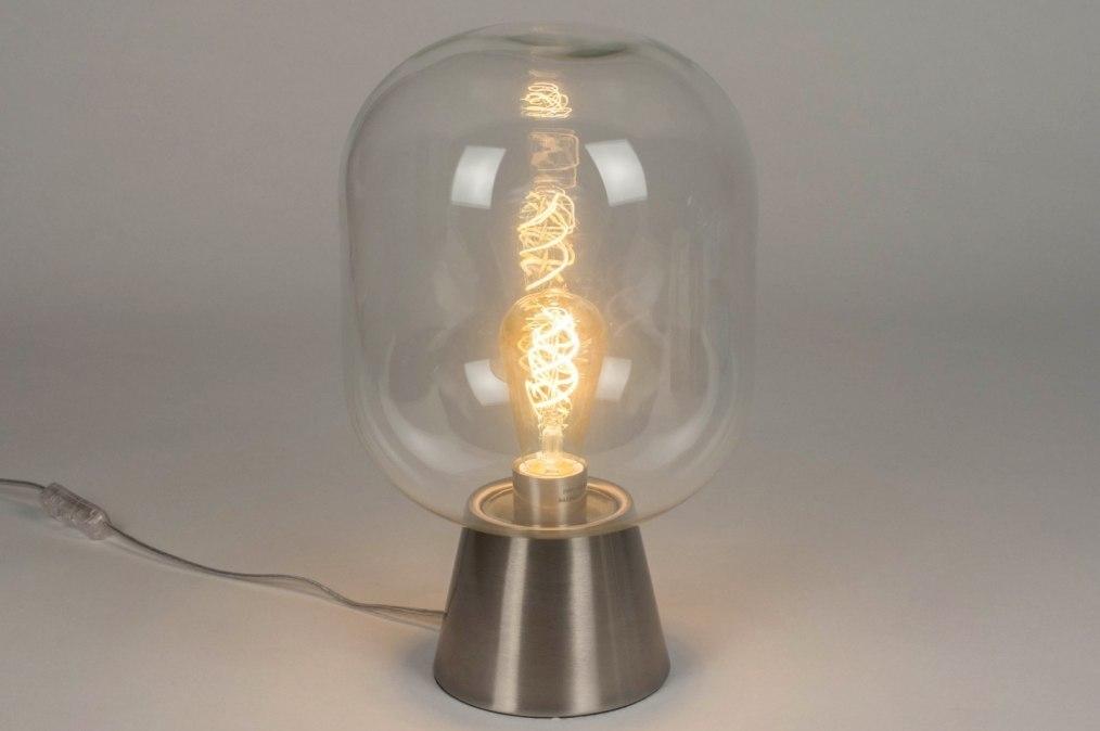 Tafellamp 73026: sale, design, modern, glas #0