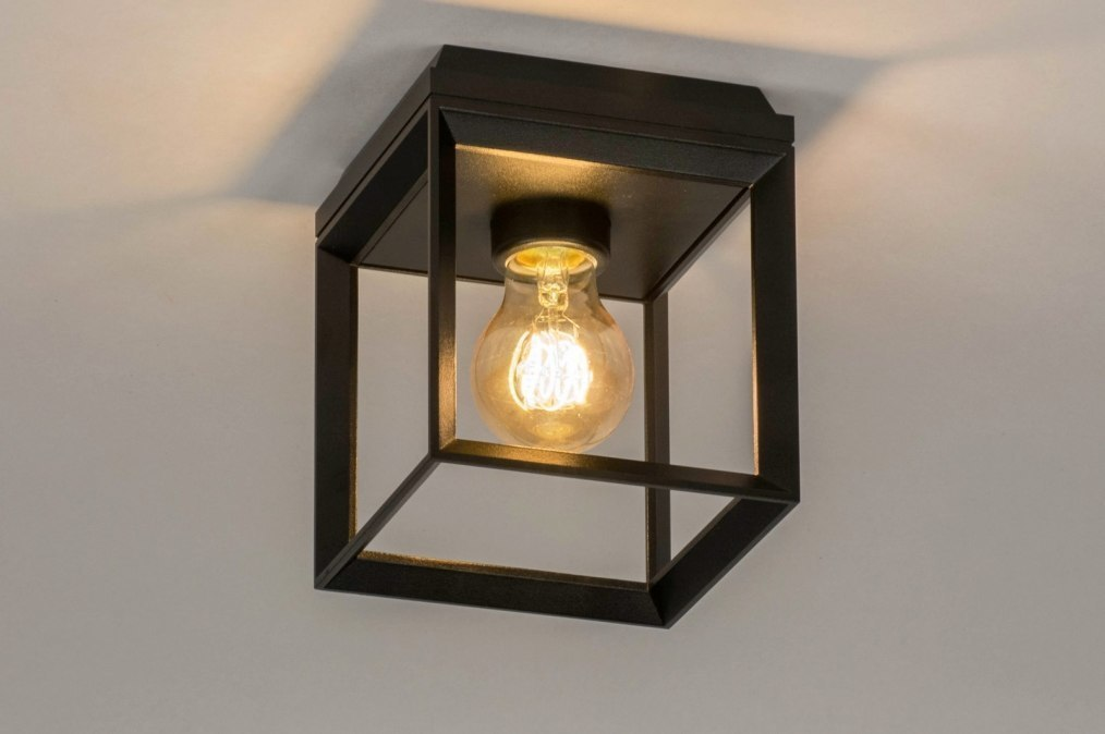 Plafondlamp 73092: design, modern, aluminium, metaal #0