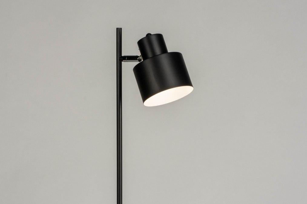 Vloerlamp 73121: modern, stoer, raw, beton #0