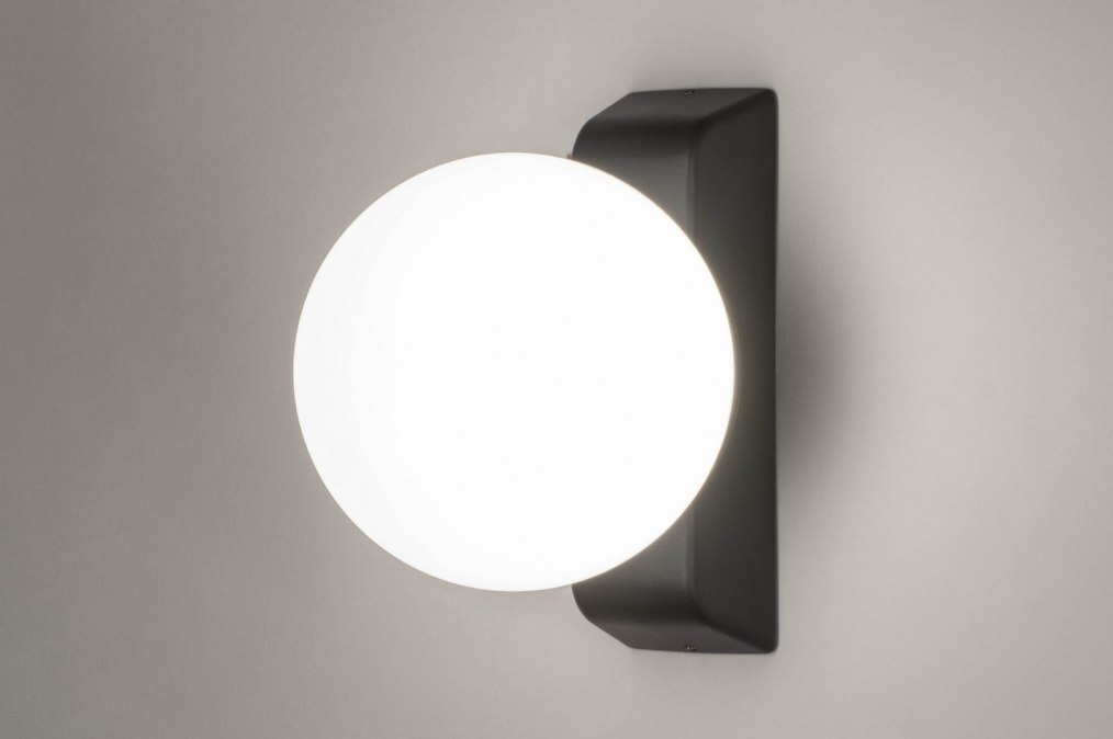 Wall lamp 73140: sale, modern, glass, white opal glass #0