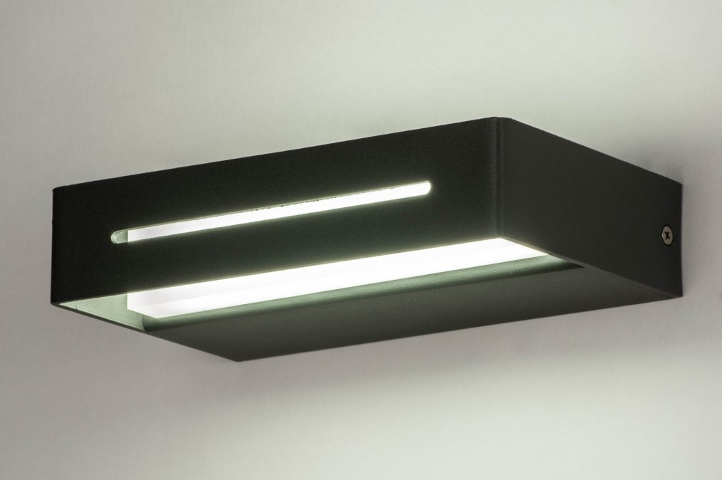 Wandlamp 73160: sale, design, modern, aluminium #0
