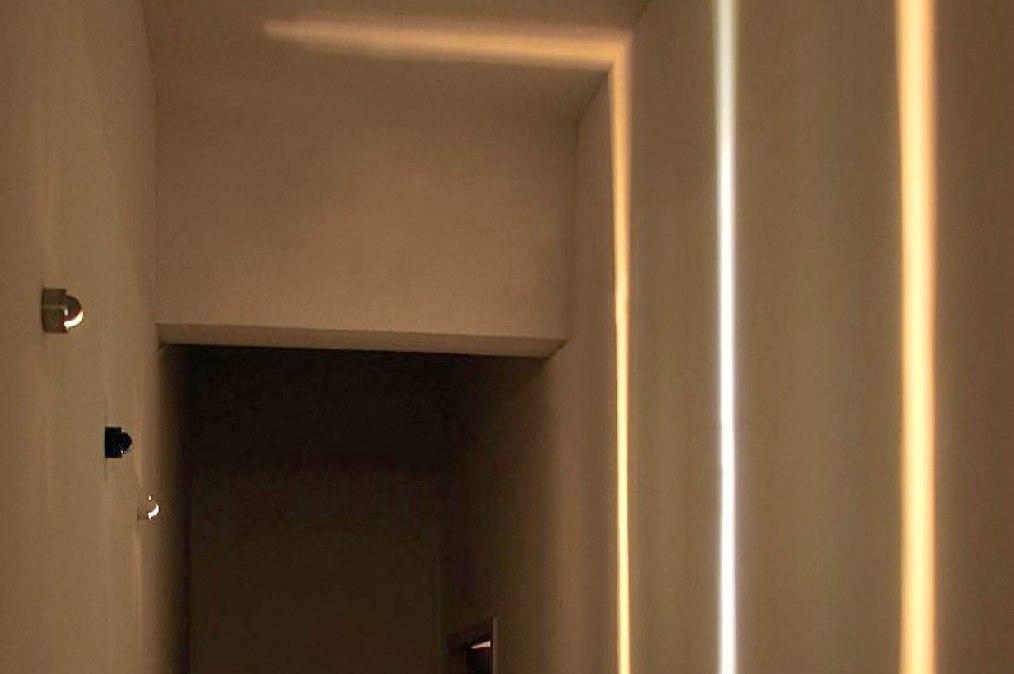 Wall lamp 73161: sale, designer, modern, aluminium #0