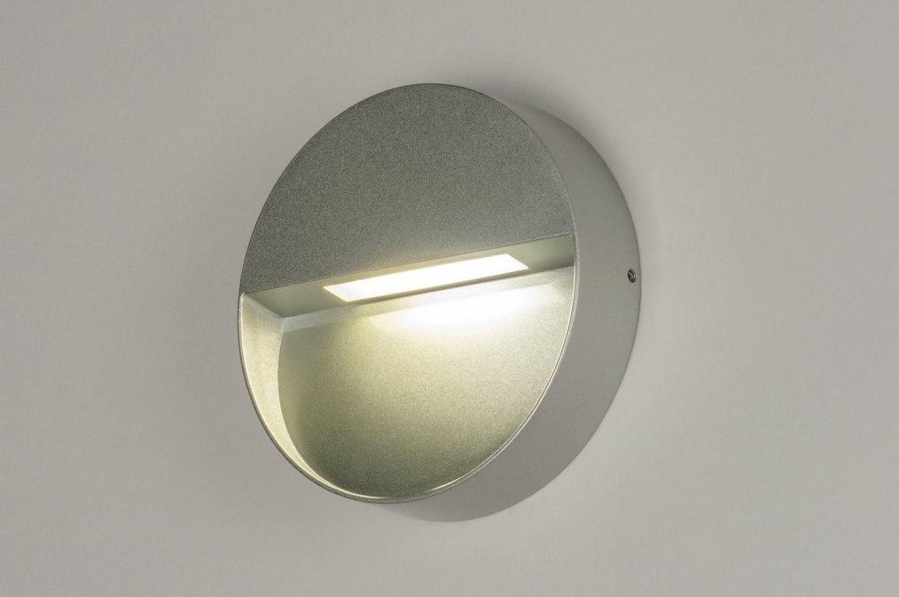 Wandlamp 73165: sale, modern, aluminium, metaal #0