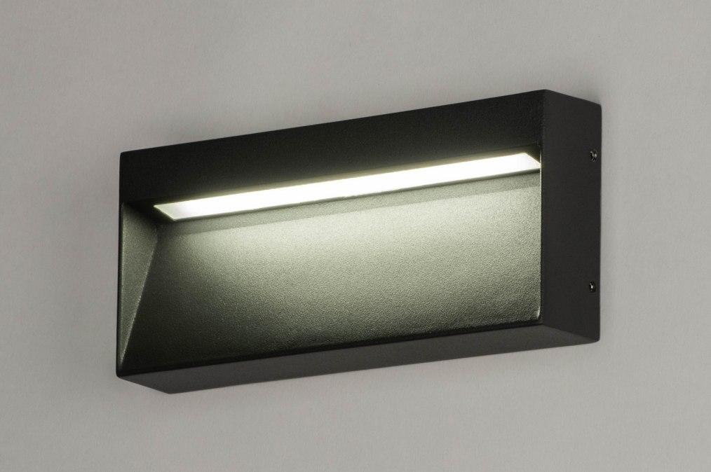 Wall lamp 73169: sale, designer, modern, aluminium #0