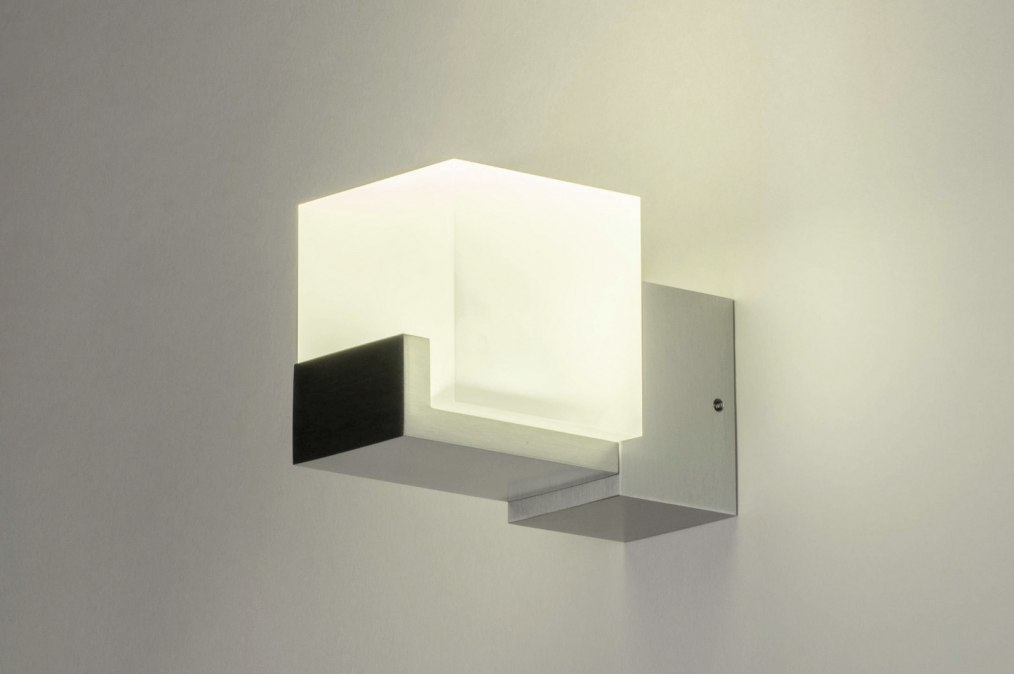 Wandlamp 73211: sale, design, modern, aluminium #0