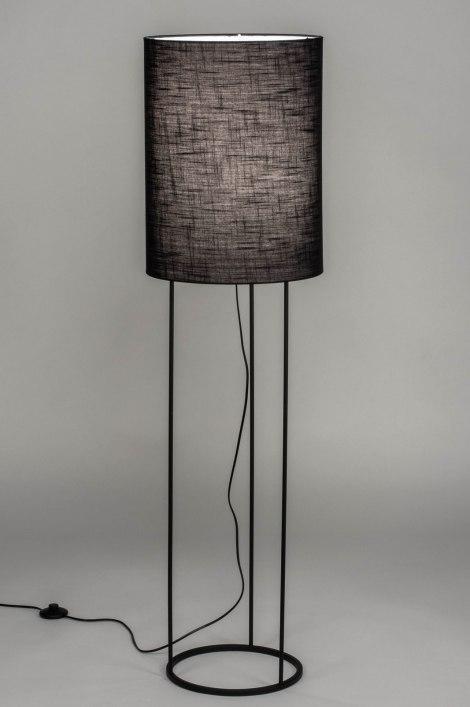 Vloerlamp 73221: sale, modern, stof, metaal #0