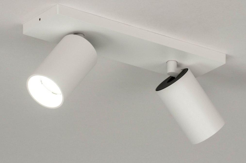 Plafondlamp 73231: design, modern, aluminium, metaal #0
