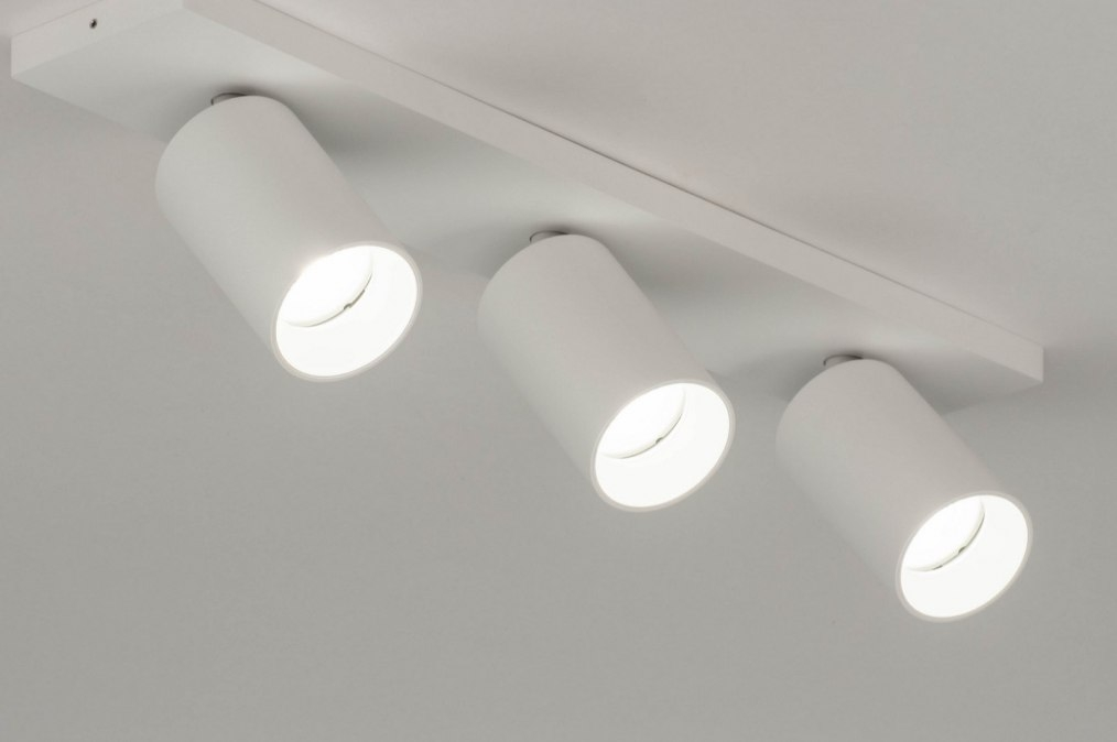 Spot 73232: design, moderne, aluminium, acier #0