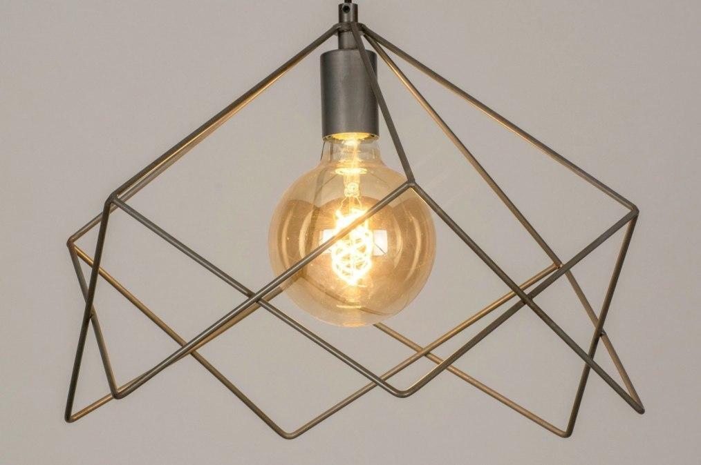 Hanglamp 73260: sale, modern, stoer, raw #0