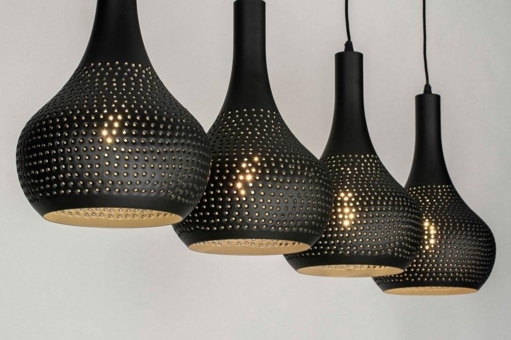 Hanglamp 73285: landelijk, rustiek, modern, metaal #0