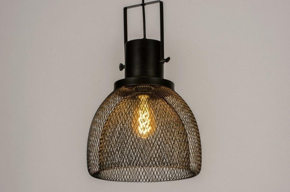 Hanglamp 73315: industrie, look, modern, metaal #0