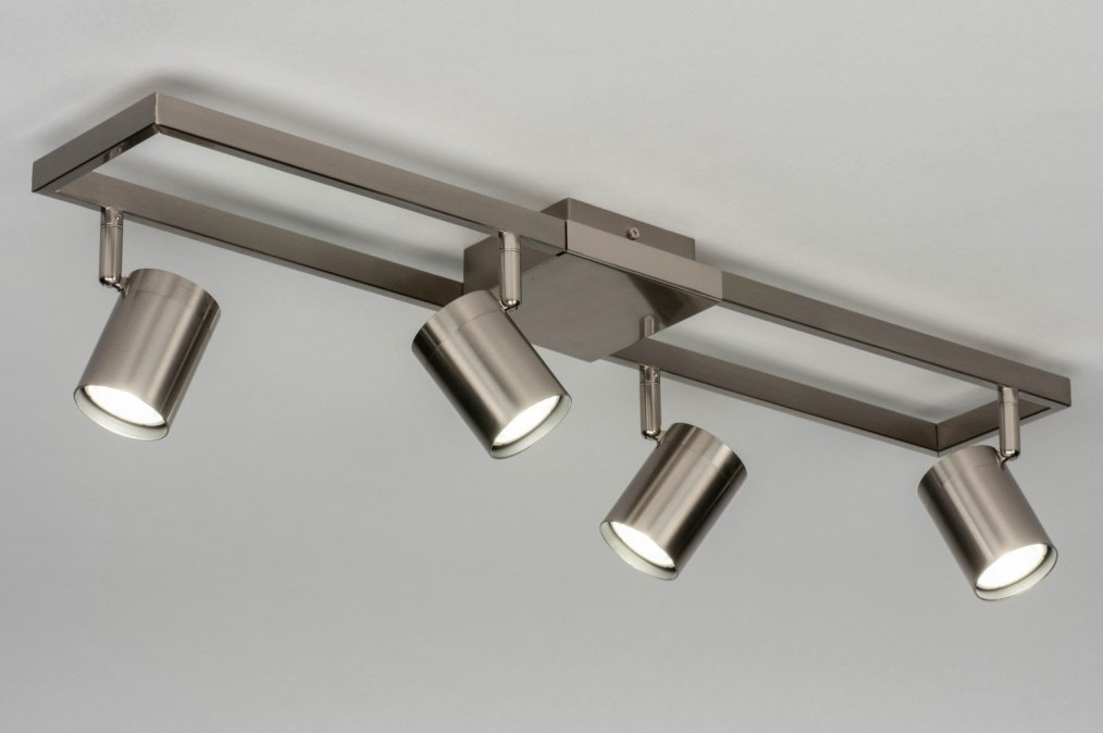 Spotlight 73331: modern, stainless steel, aluminium, metal #0
