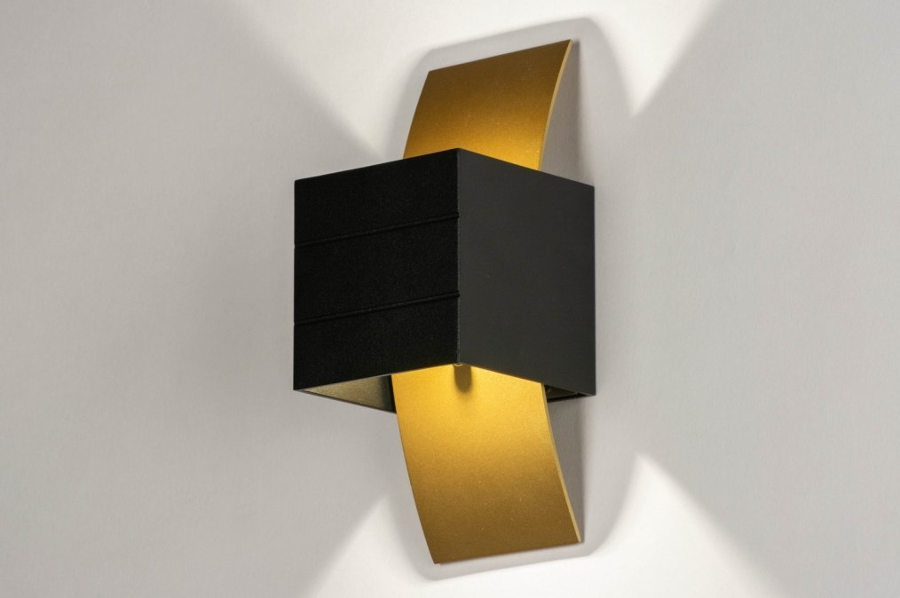 Wall lamp 73342: designer, modern, aluminium, metal #0