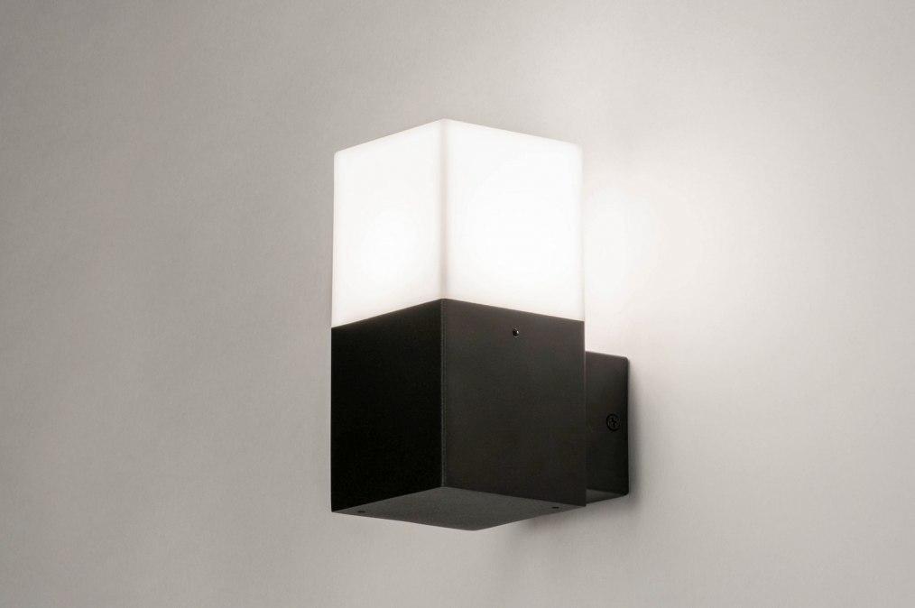 Wandlamp 73371: eindereeks, modern, aluminium, kunststof #0