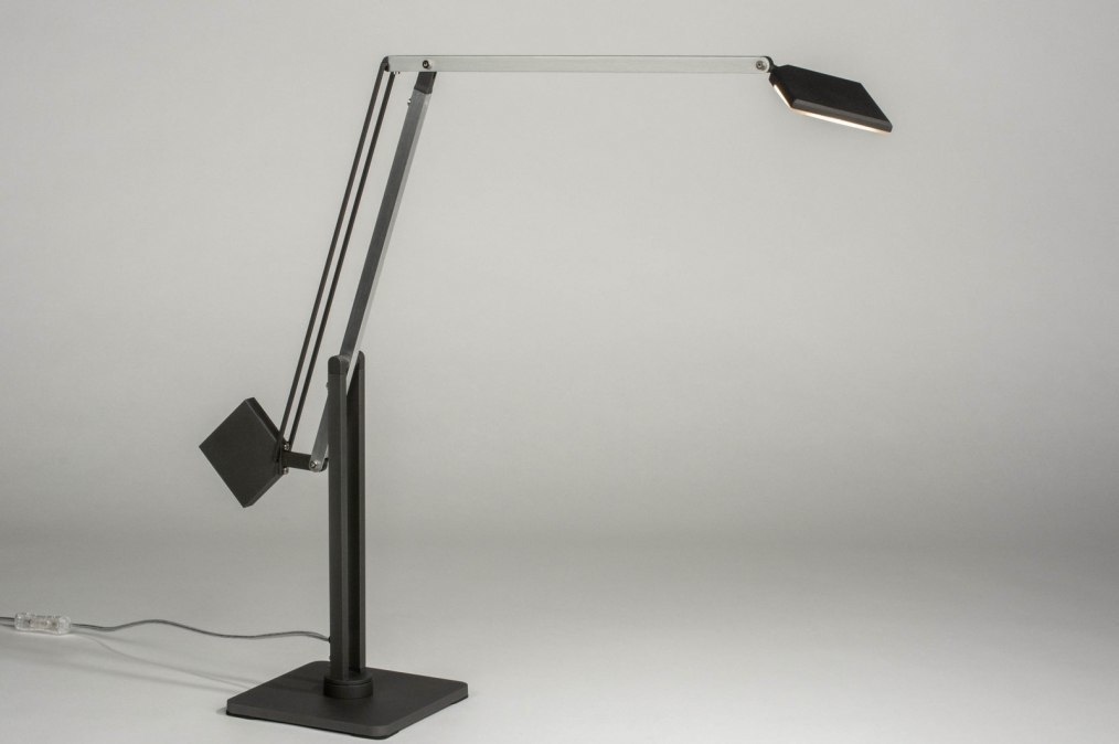 Tafellamp 73428: sale, design, modern, aluminium #0
