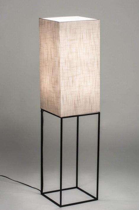 Vloerlamp 73470: sale, modern, stof, metaal #0