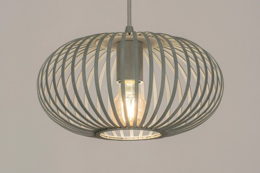 Hanglamp 73521: landelijk, rustiek, modern, metaal #0