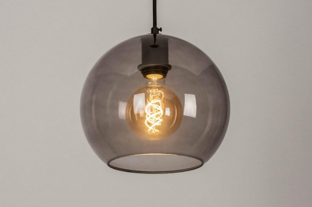 Hanglamp 73539: modern, retro, art deco, glas #0