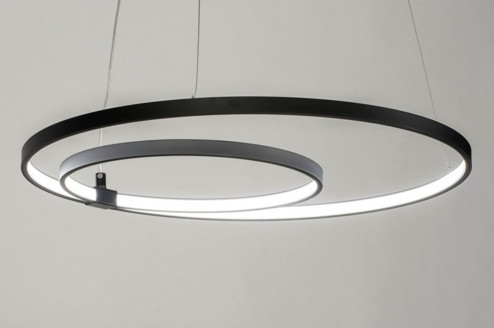 Pendant light 73570: designer, modern, aluminium, metal #0