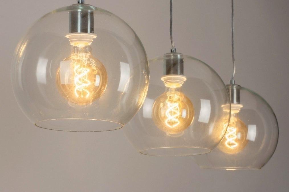 Hanglamp 73589: sale, modern, glas, helder glas #0
