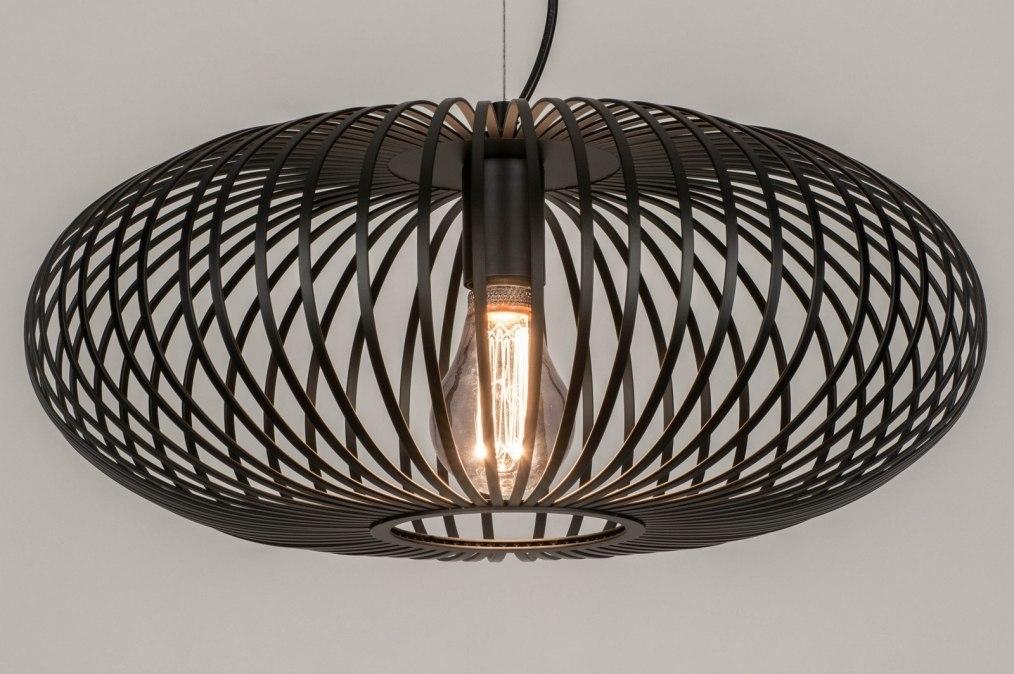 Hanglamp 73609: landelijk, rustiek, modern, retro #0