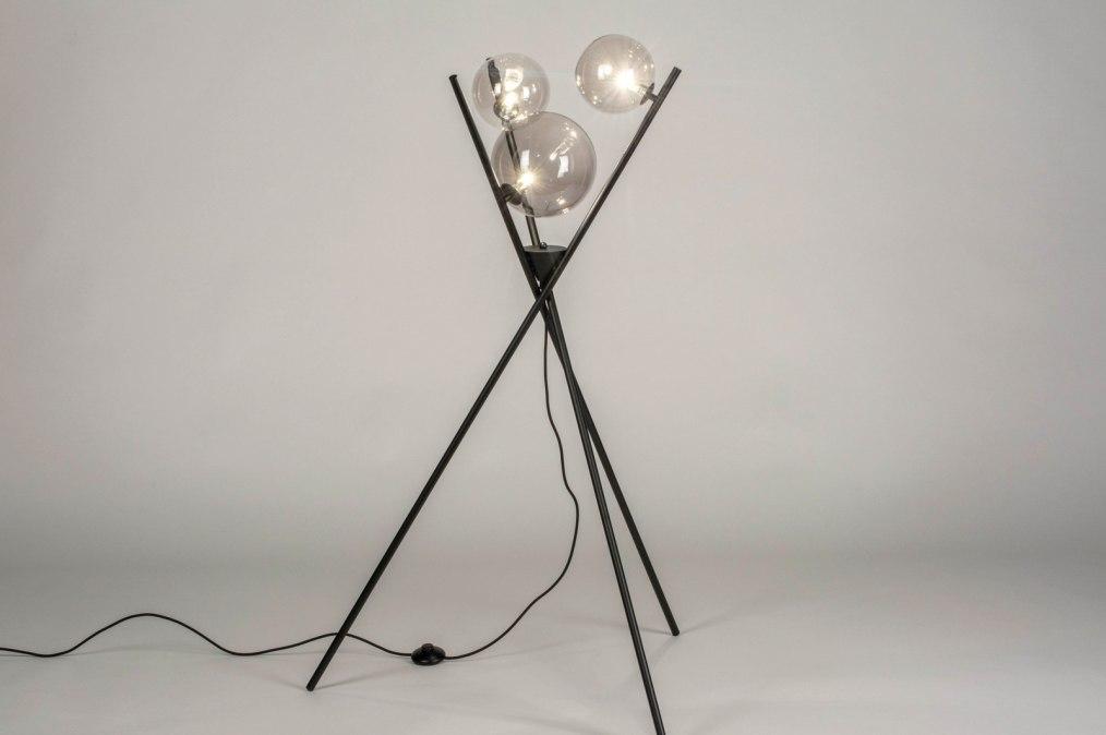 Vloerlamp 73637: sale, modern, retro, art deco #0