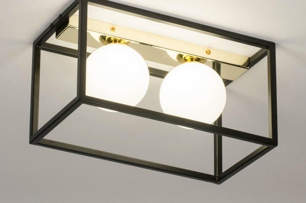 Plafondlamp 73644: sale, modern, retro, eigentijds klassiek #0