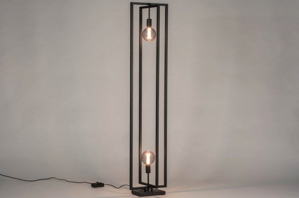 Vloerlamp 73689: sale, industrie, look, modern #0