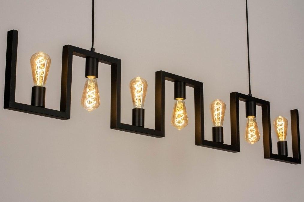 Hanglamp 73698: industrie, look, modern, metaal #0