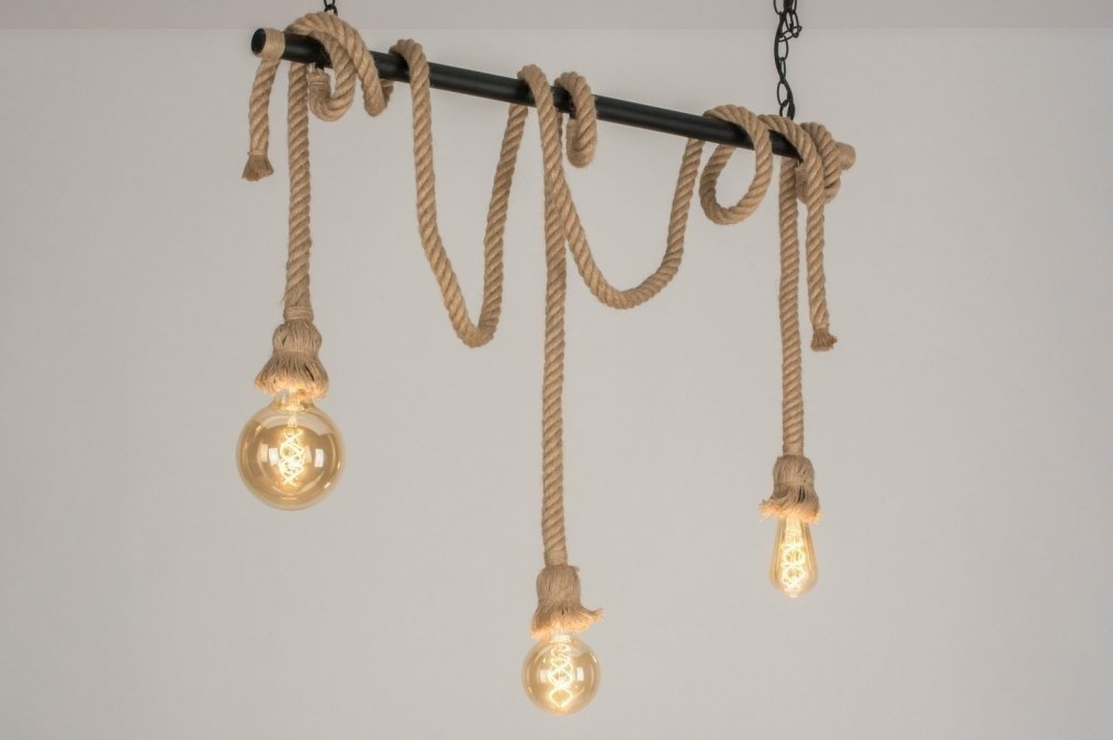 Pendant light 73783: industrial look, rustic, modern, raw #0