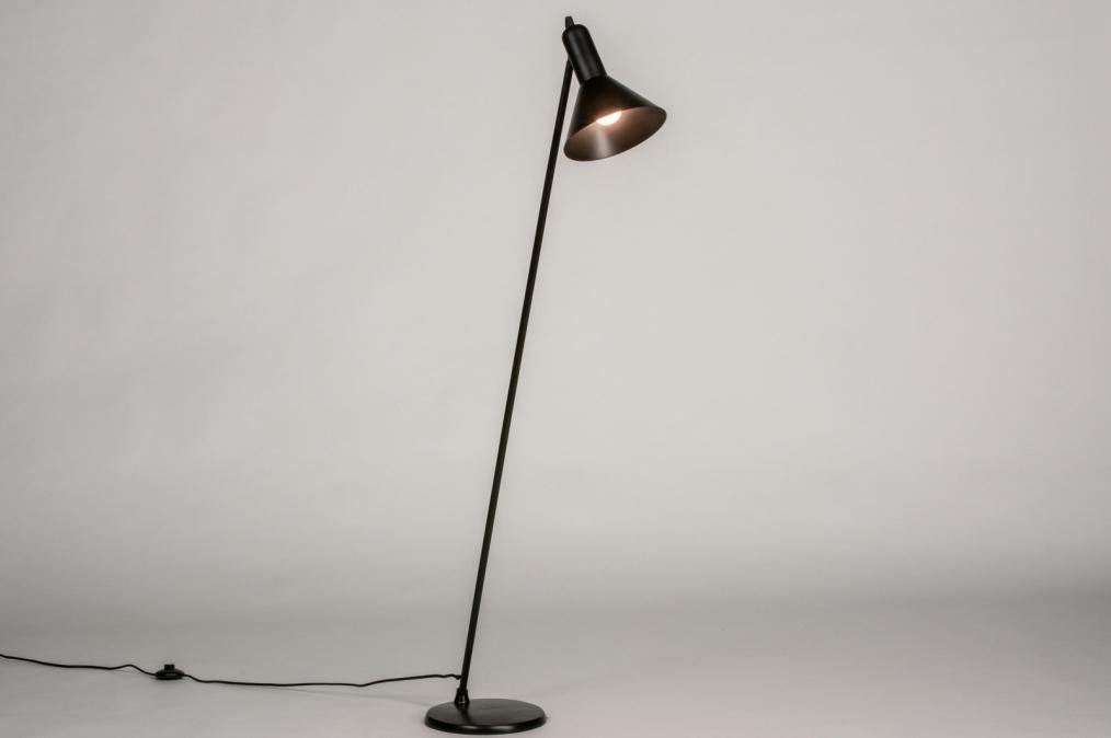 Vloerlamp 73805: sale, industrie, look, modern #0