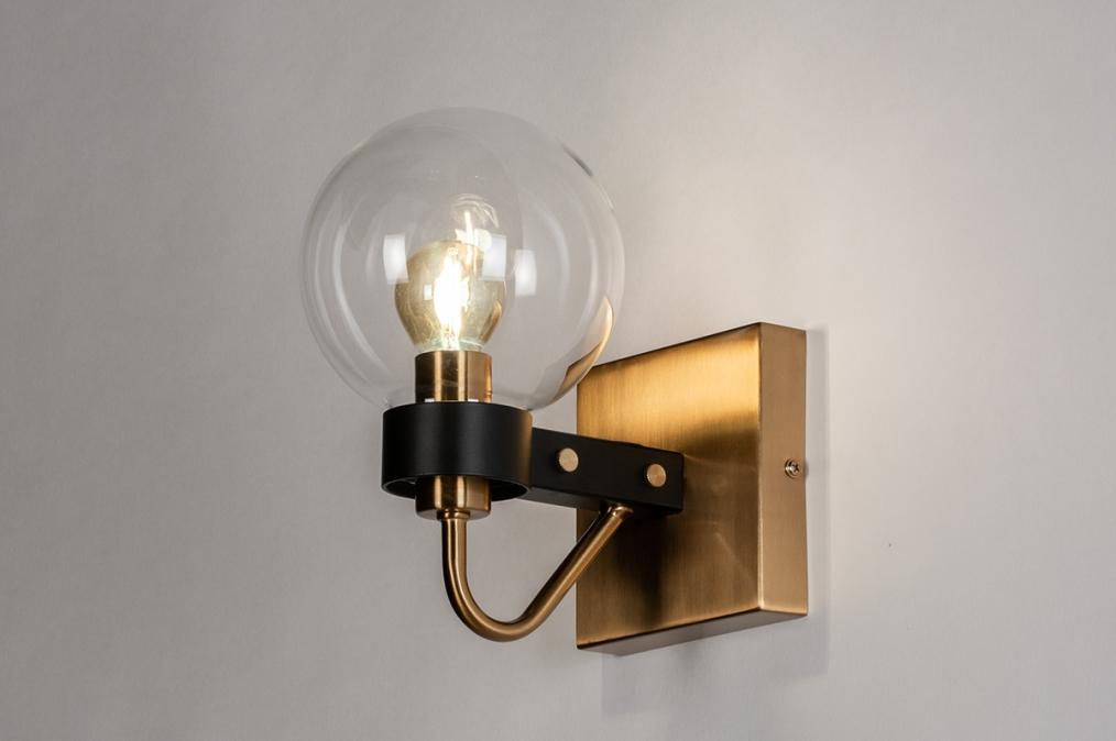 Wandlamp 73971: landelijk, rustiek, modern, eigentijds klassiek #0