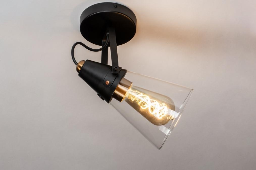 Plafondlamp 73973: landelijk, rustiek, modern, eigentijds klassiek #0