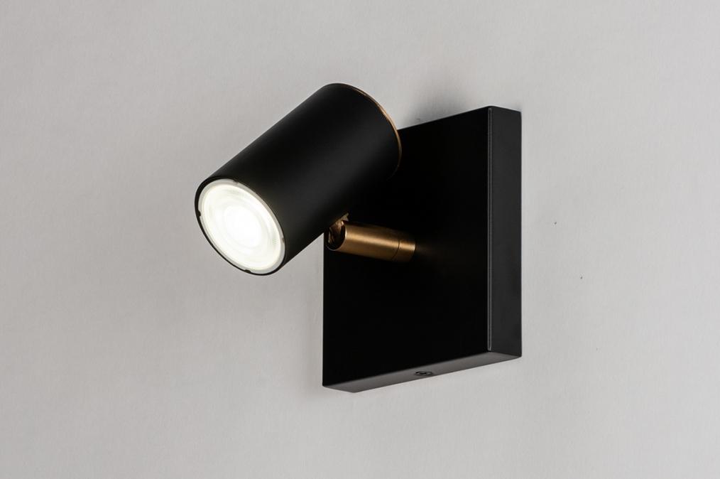 Wandlamp 73981: design, landelijk, rustiek, modern #0