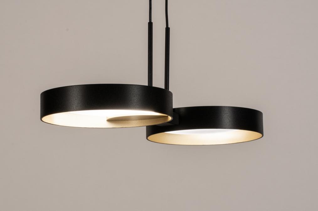 Plafondlamp 73984: design, modern, retro, eigentijds klassiek #0
