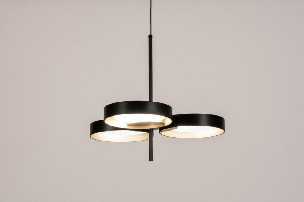 Plafondlamp 73985: design, modern, retro, eigentijds klassiek #0