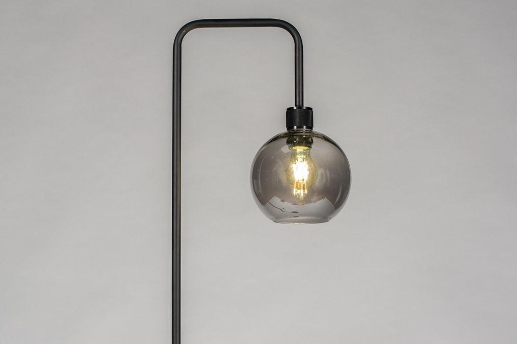 Vloerlamp 74035: modern, retro, eigentijds klassiek, art deco #0
