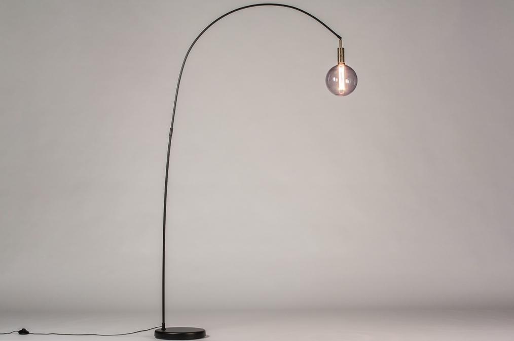 Vloerlamp 74067: industrie, look, design, modern #0