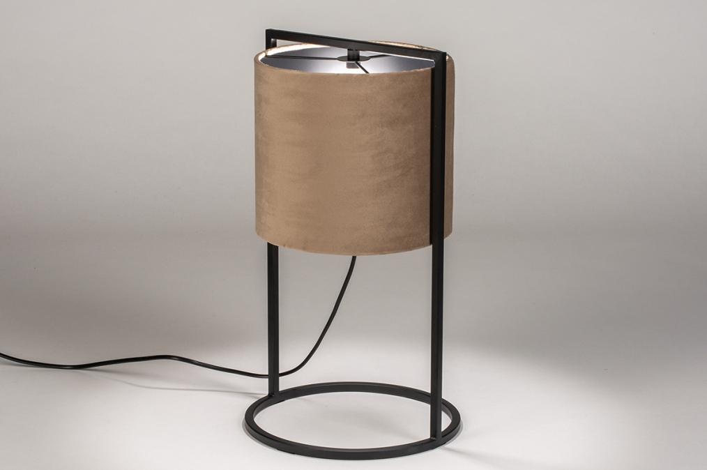 Tafellamp 74082: landelijk, rustiek, modern, eigentijds klassiek #0