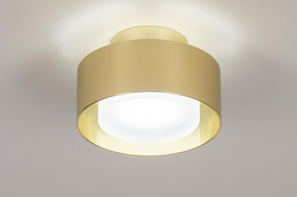 Plafondlamp 74090: design, modern, retro, eigentijds klassiek #0