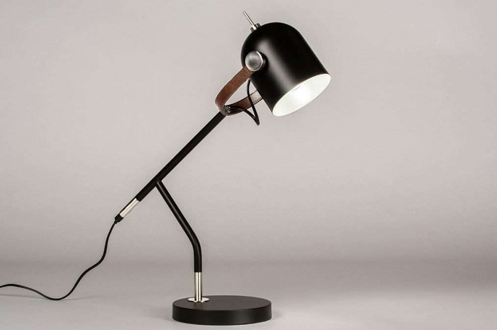 Tafellamp 74104: industrie, look, modern, eigentijds klassiek #0