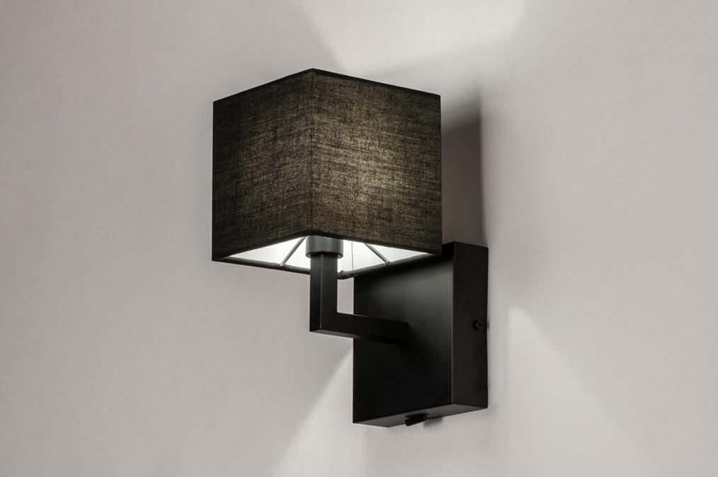 Wandlamp 74114: landelijk, rustiek, modern, eigentijds klassiek #0