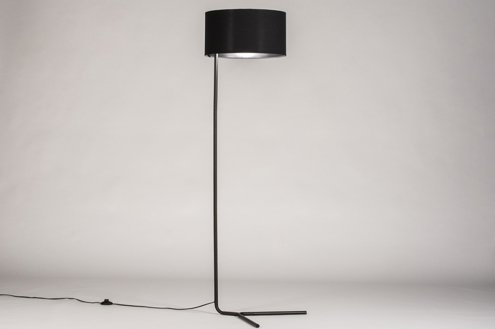 Vloerlamp 74124: design, landelijk, rustiek, modern #0