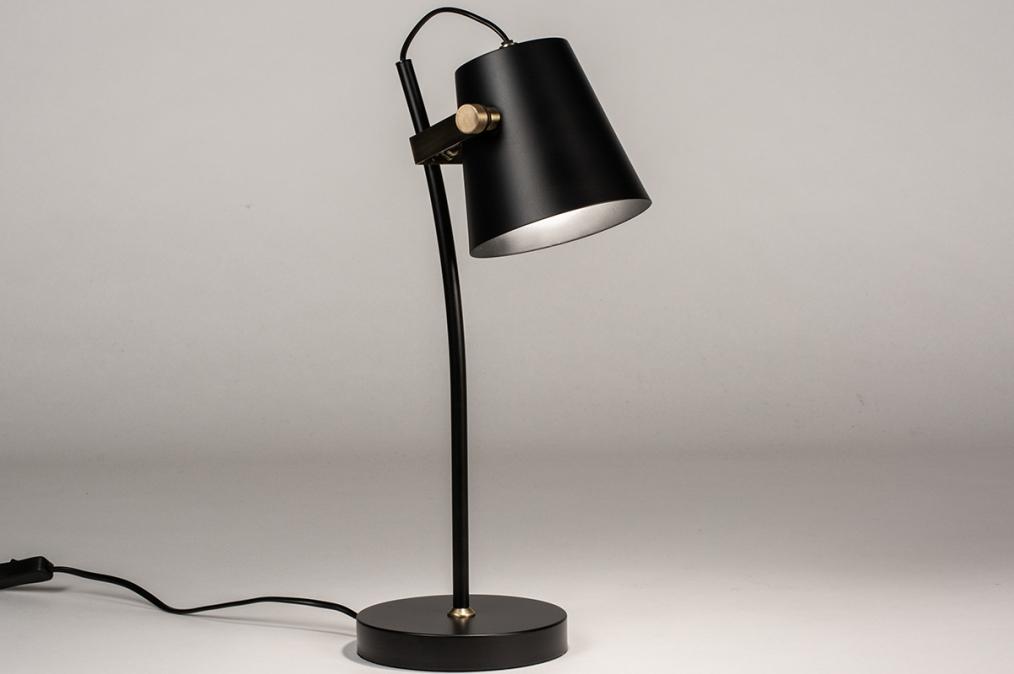 Tafellamp 74150: landelijk, rustiek, modern, eigentijds klassiek #0